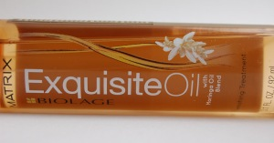 matrix biolage exquisite oil