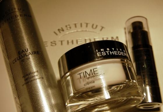 Atsauksme- Institut Esthederm ādas kopšanas līdzekļi