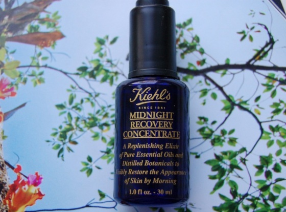 Kiehl's Midnight Recovery Concentrate - atsauksme
